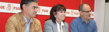 Encuentro comarcal con militantes y simpatizantes PSOE en Almansa.