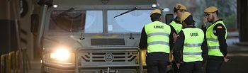 15/03/2020 Militares de la UME se desplegan en Madrid el 15 de marzo de 2020..POLITICA ..Jesús Hellín - Europa Press..