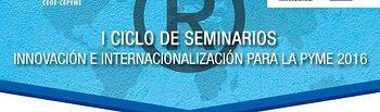 Seminario registro de marca, patente y propiedad industrial.