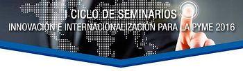 I Seminario Innovación e Internacionalización.