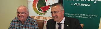 Globalcaja apoya a la Lonja de Melón y Sandía de Castilla-La Mancha