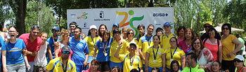 17 Campeonato Regional de Natación de Varano celebrado en Alcázar de San Juan