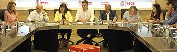 PSOE/ NOTA REUNIÓN CEPES