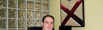 Emilio Sáez, presidente de AMIAB.