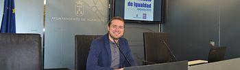 Presentación Escuela de Igualdad.