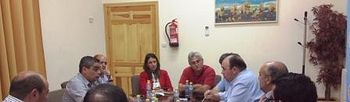 Reunión en Manzanares