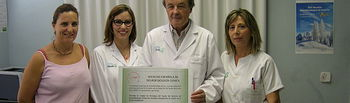 La Unidad del Sueño del Hospital de Toledo, acreditada por la Sociedad Española de Neurofisiologia Clínica. Foto: JCCM.