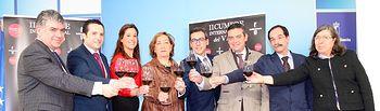 Soriano persentación Cumbre Internacional del Vino (1). Foto: JCCM.