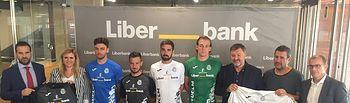 Liberbank se convierte en patrocinador principal de la U. B. Conquense