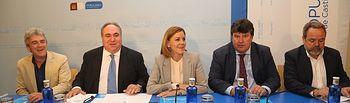 Cospedal preside Comite Regional Partido Popular