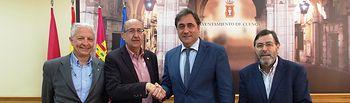 El Ayuntamiento y Cruz Roja firman un convenio de colaboración por importe de 25.000 euros.