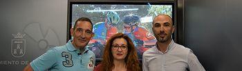 El Ayuntamiento de Albacete recibe a los protagonistas del Desafío de Paco.