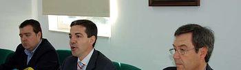Javier Morales y Francisco Ruiz
