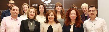 El Colegio Oficial de Psicología de Castilla-La Mancha renueva su Junta de Gobierno