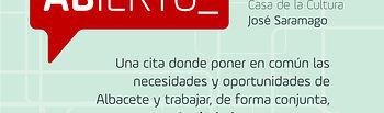 Foro Abierto PSOE Albacete.