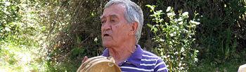 """La excursión """"Música de viejos paisajes y viejos oficios"""" recorre el bosque de Valsaín con canciones tradicionales. Foto: Ministerio de Agricultura, Alimentación y Medio Ambiente"""
