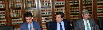 Carlos Cabanas reunión INLAC. Foto: Ministerio de Agricultura, Alimentación y Medio Ambiente