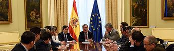 El Comité Ejecutivo de FEDA se ha reunido con Marcial Marín, con la Formación Dual y el Libro Blanco de la Educación como temas centrales