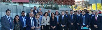 María de los Angeles Martínez Hurtado reelegida presidenta de la Cámara de Comercio de Toledo