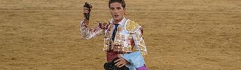 Feria taurina Albacete - Diego Carretero - Su segundo toro.