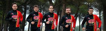 El Conchel Racing-Diputación de Albacete.