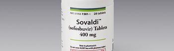 Sofosbuvir, Sovaldi. Foto de Archivo.