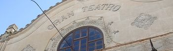 Gran Teatro de Villarrobledo. Foto de Archivo.