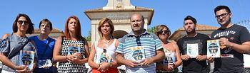 CCOO Albacete acerca la campaña informativa #condenadasalaprecariedad a las y los trabajadores del sector hostelero de la Feria de Albacete