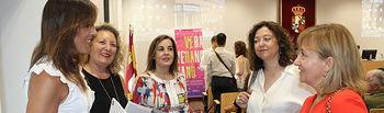 """Inauguración del curso de verano """"Responsabilidad Social y Discapacidad"""" de la Universidad de Castilla La Mancha"""