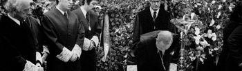 Funeral de los Abogados de Atocha. Foto de Archivo.