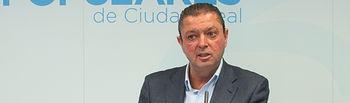 José Alberto Martín-Toledano, miembro del Comité Ejecutivo del PP de Castilla-La Mancha.
