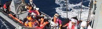 "Fragata ""Canarias"". (Foto: Ministerio de Defensa)"