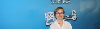 Doctora Elena González, coordinadora médico de Trasplantes del Hospital Virgen de la Luz.