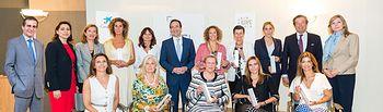Premio Mujer Empresaria 2018.