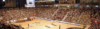 Pabellón Quijote Arena, sede deportiva del Balonmano Ciudad Real.