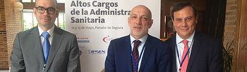 V Encuentro Global para Altos Cargos de la Administración Sanitaria en Segovia. Foto: JCCM.