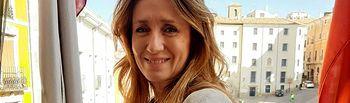 Cristina Fuentes, portavoz del grupo municipal Ciudadanos en Ayuntamiento de Cuenca.