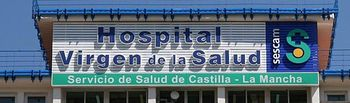 Hospital de Toledo. Foto de archivo.
