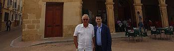 Pedro Soriano y Francisco Paterna.
