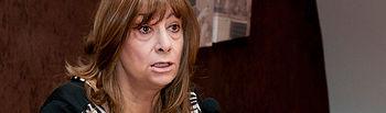 Coordinadora del Instituto de la Mujer en Guadalajara. Foto J. Javier Ramos / SESCAM