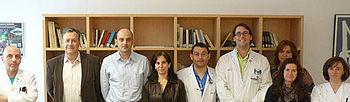 Algunos de los miembros de la Comisión de Docencia del HG de Ciudad Real