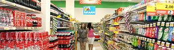 Supermercado. Foto archivo