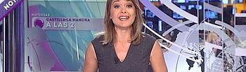 Victoria Vigón. Periodista de RTVCLM.
