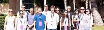 Grupo de investigación de Oncología Matemática de la Universidad de Castilla-La Mancha.