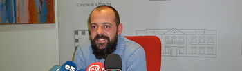 Mariano Cuartero, concejal de Igualdad en el Ayuntamiento de Alcázar de San Juan.