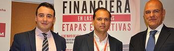Globalcaja estuvo en las Jornadas de Educación Financiera en la Facultad de Derecho y Ciencias Sociales de Ciudad Real