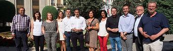Presentación de la candidatura del PSOE de Albacete a las Elecciones Generales del 26J