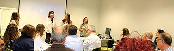 Profesionales sanitarios de la Gerencia de Villarrobledo reciben formación sobre detección y atención a víctimas de violencia de género