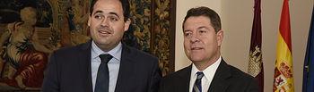 Paco Núñez y Emiliano García Page