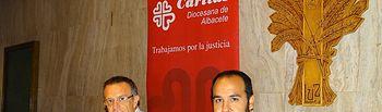 Presentación de la Tómbola de Cáritas 2017.